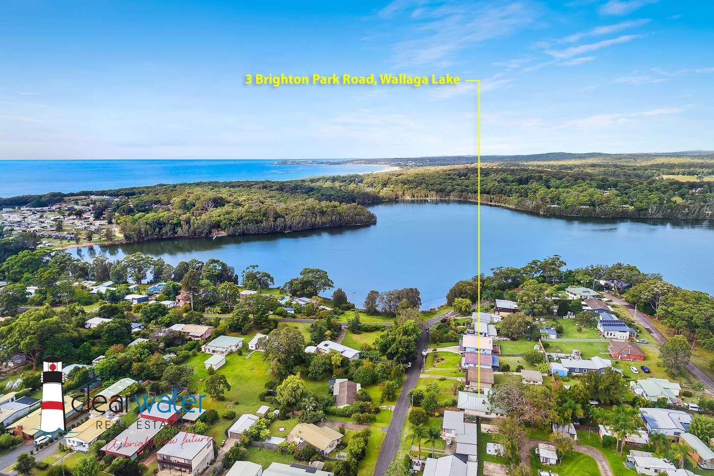 Main view of Homely house listing, 3 Brighton Park Rd, Wallaga Lake NSW 2546
