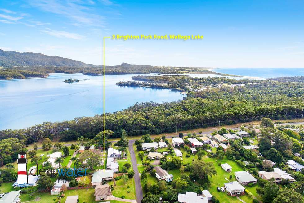 Second view of Homely house listing, 3 Brighton Park Rd, Wallaga Lake NSW 2546