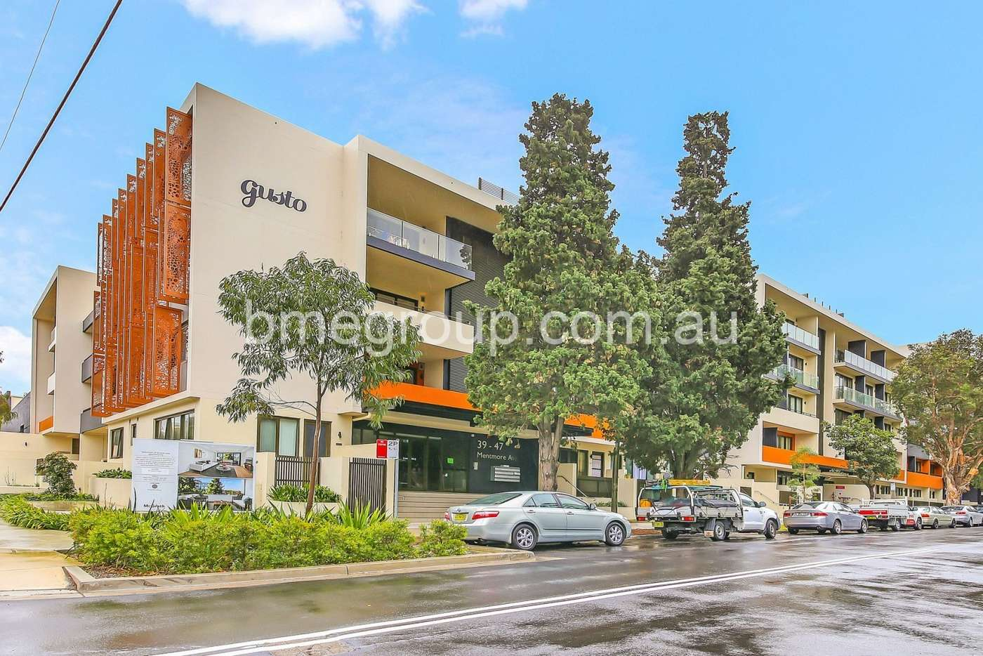 Main view of Homely apartment listing, G09/39-47 Mentmore Avenue, Rosebery NSW 2018