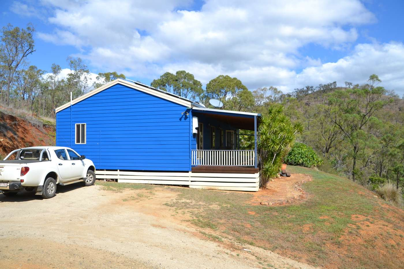 Main view of Homely rural listing, 71 Preston Rd, Bouldercombe, QLD 4702