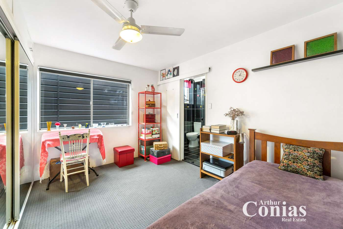 Fifth view of Homely unit listing, Unit 6/18-26 Wellington St, Petrie Terrace QLD 4000