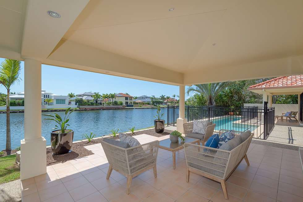 Third view of Homely house listing, 9 Mizzen Pl, Twin Waters QLD 4564