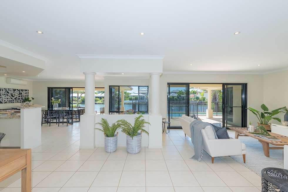 Fourth view of Homely house listing, 9 Mizzen Pl, Twin Waters QLD 4564
