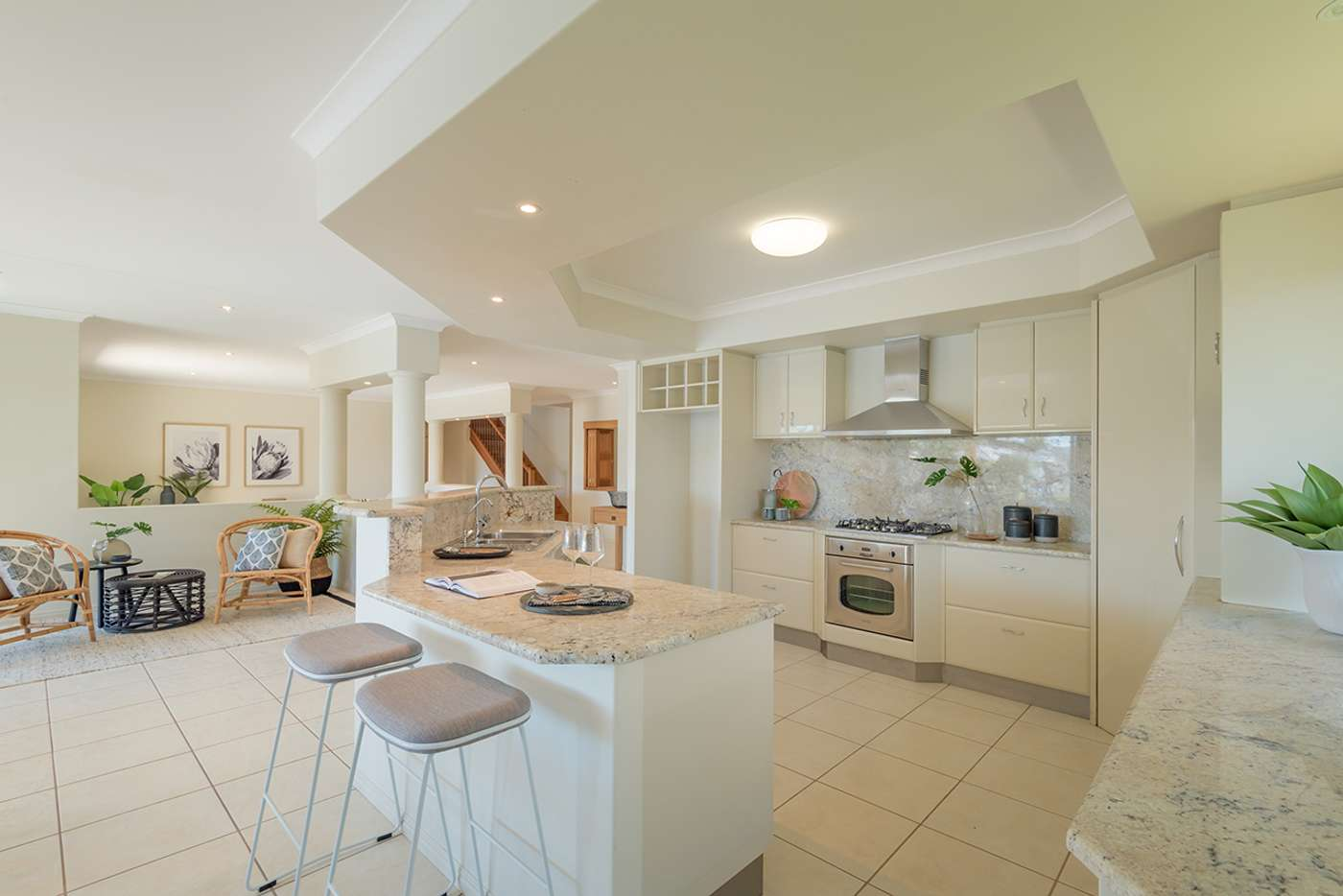 Sixth view of Homely house listing, 9 Mizzen Pl, Twin Waters QLD 4564
