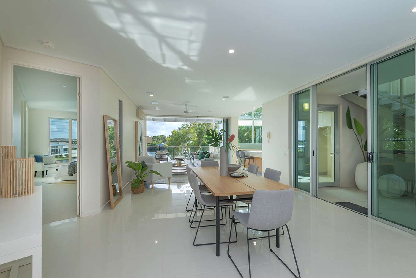 Main view of Homely apartment listing, Unit 6/20 Anchorage Cct, Twin Waters QLD 4564