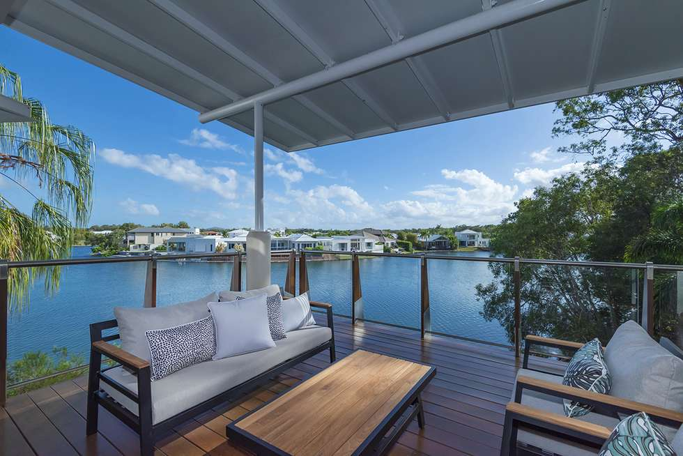 Third view of Homely apartment listing, Unit 6/20 Anchorage Cct, Twin Waters QLD 4564