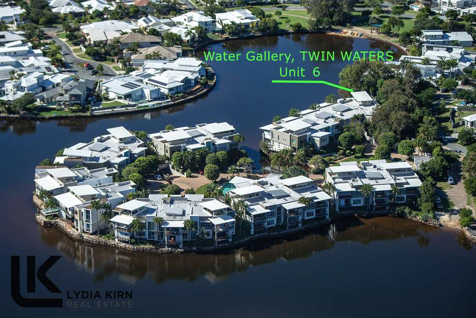 Fourth view of Homely apartment listing, Unit 6/20 Anchorage Cct, Twin Waters QLD 4564