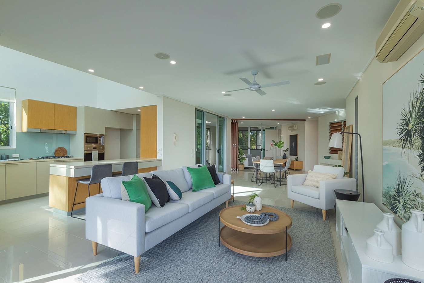 Sixth view of Homely apartment listing, Unit 6/20 Anchorage Cct, Twin Waters QLD 4564