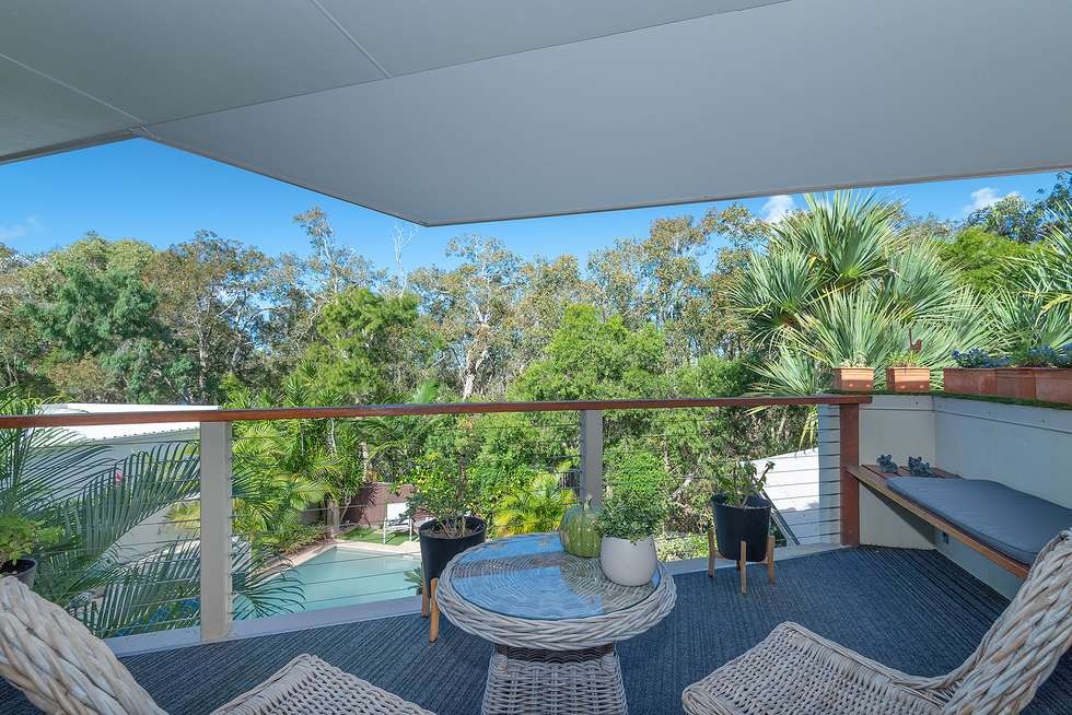 Second view of Homely house listing, 27 Moorings Cct, Twin Waters QLD 4564