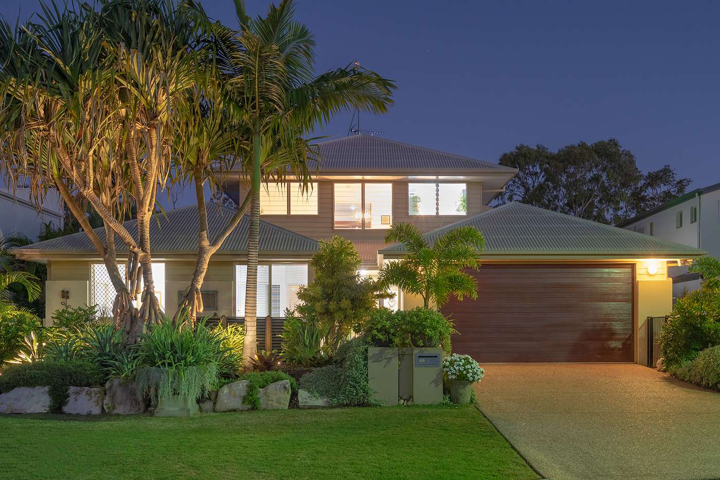 Sixth view of Homely house listing, 27 Moorings Cct, Twin Waters QLD 4564