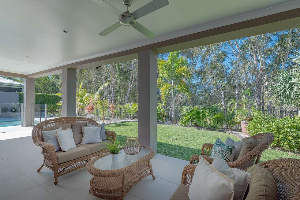 Second view of Homely house listing, 27 Hetherington Dr, Twin Waters QLD 4564