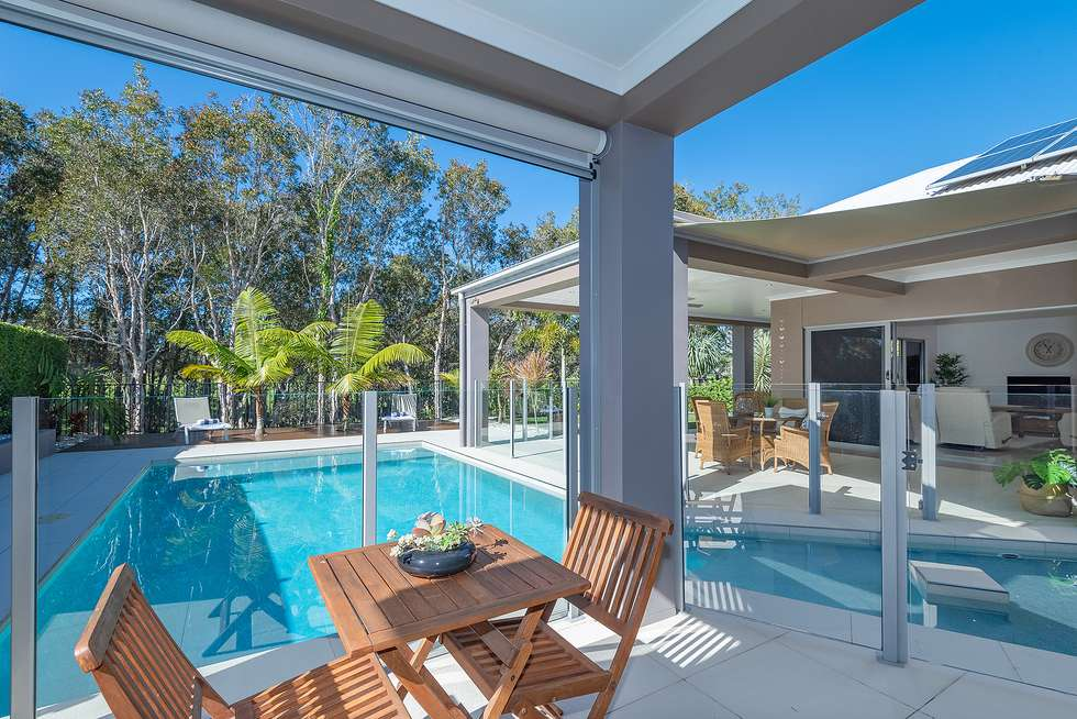 Third view of Homely house listing, 27 Hetherington Dr, Twin Waters QLD 4564
