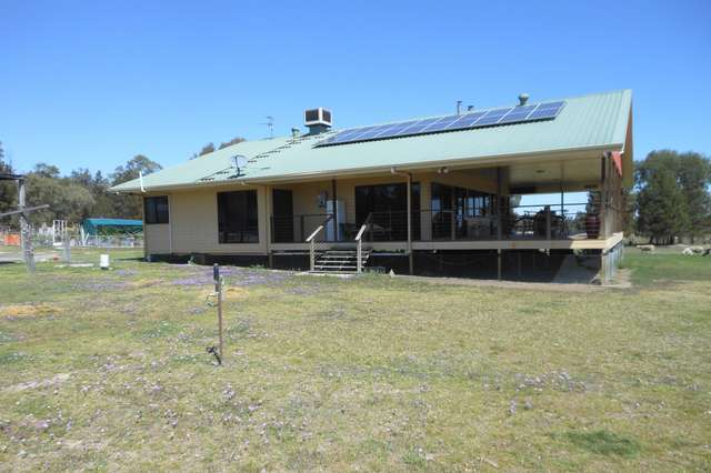 481 Greenup Limevale Rd, Coolmunda QLD 4387