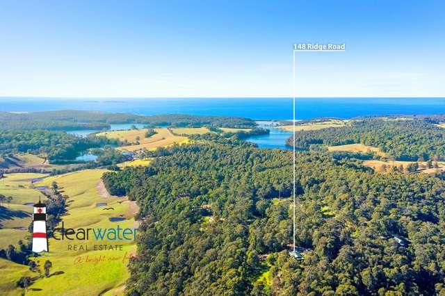 148 Ridge Rd, Central Tilba NSW 2546