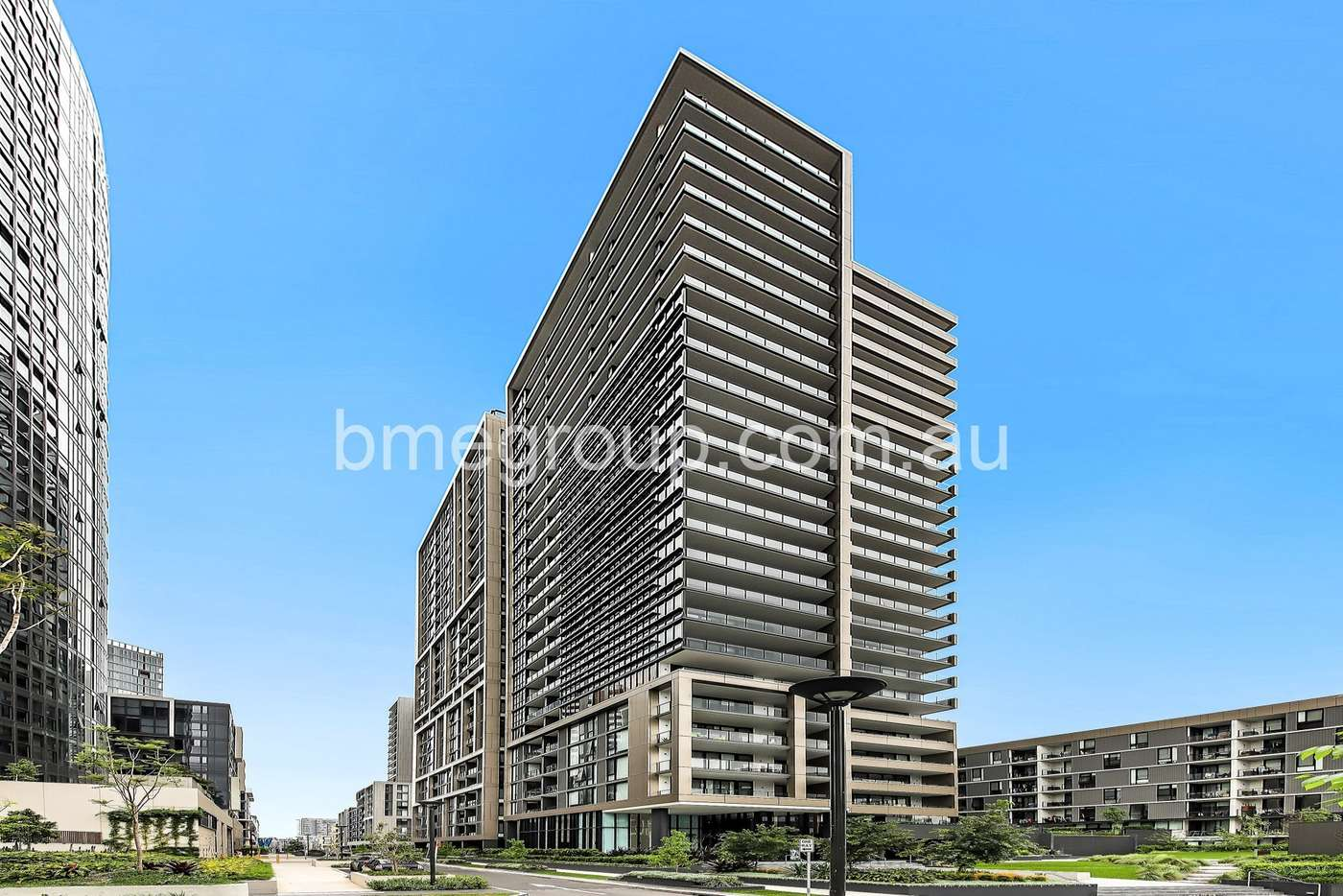 Main view of Homely apartment listing, 406/46 Savona Dr, Wentworth Point NSW 2127