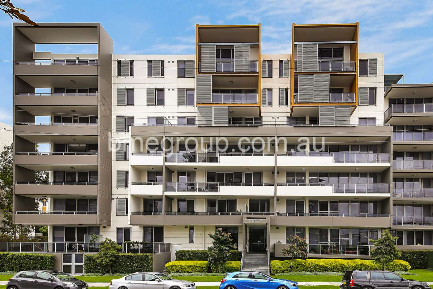 Main view of Homely apartment listing, Unit 314, 12 Bonar St, Arncliffe NSW 2205