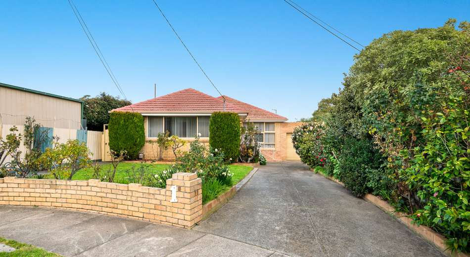 1 Ludwell Crescent, Bentleigh East VIC 3165