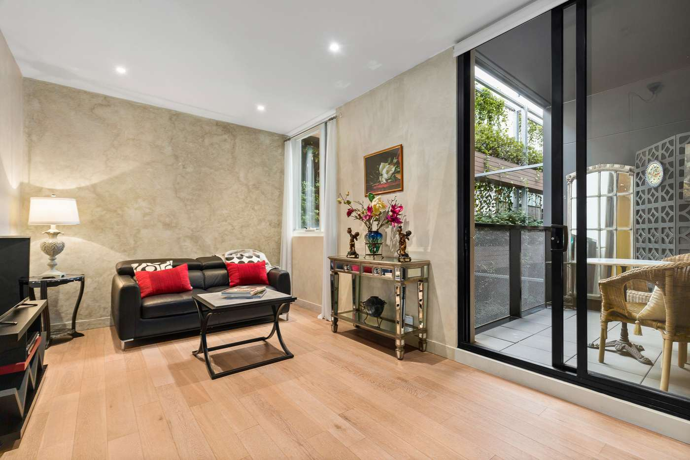 Main view of Homely apartment listing, 208/9 Darling St, South Yarra VIC 3141