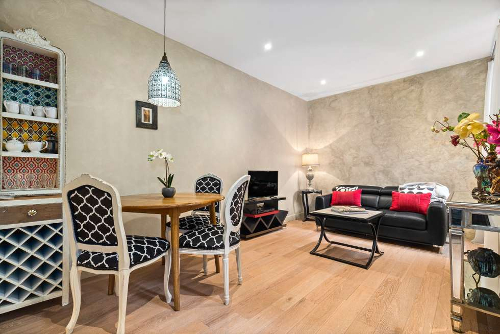 Second view of Homely apartment listing, 208/9 Darling St, South Yarra VIC 3141