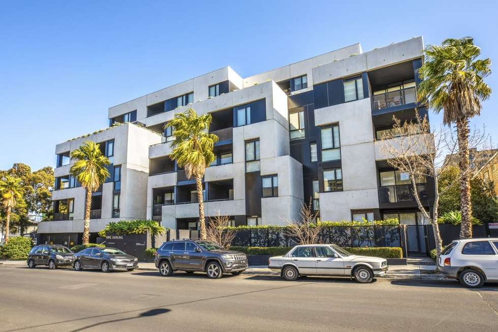 Third view of Homely apartment listing, 208/9 Darling St, South Yarra VIC 3141