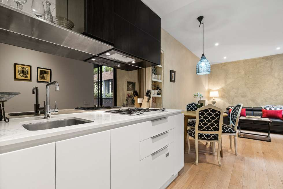 Fourth view of Homely apartment listing, 208/9 Darling St, South Yarra VIC 3141