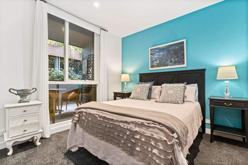 Fifth view of Homely apartment listing, 208/9 Darling St, South Yarra VIC 3141