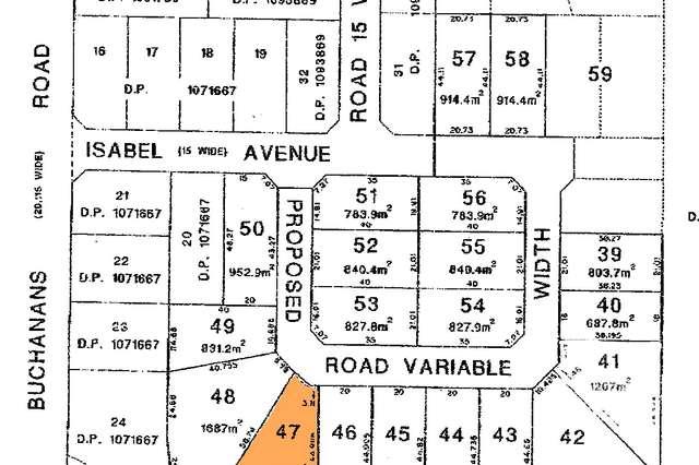 Lot 47 Gypsie Crescent, Barooga NSW 3644