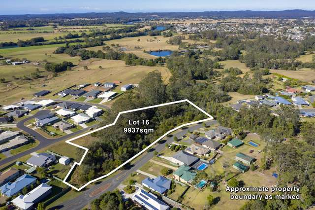 Lot 16 Brenchley Circuit, Crosslands NSW 2446