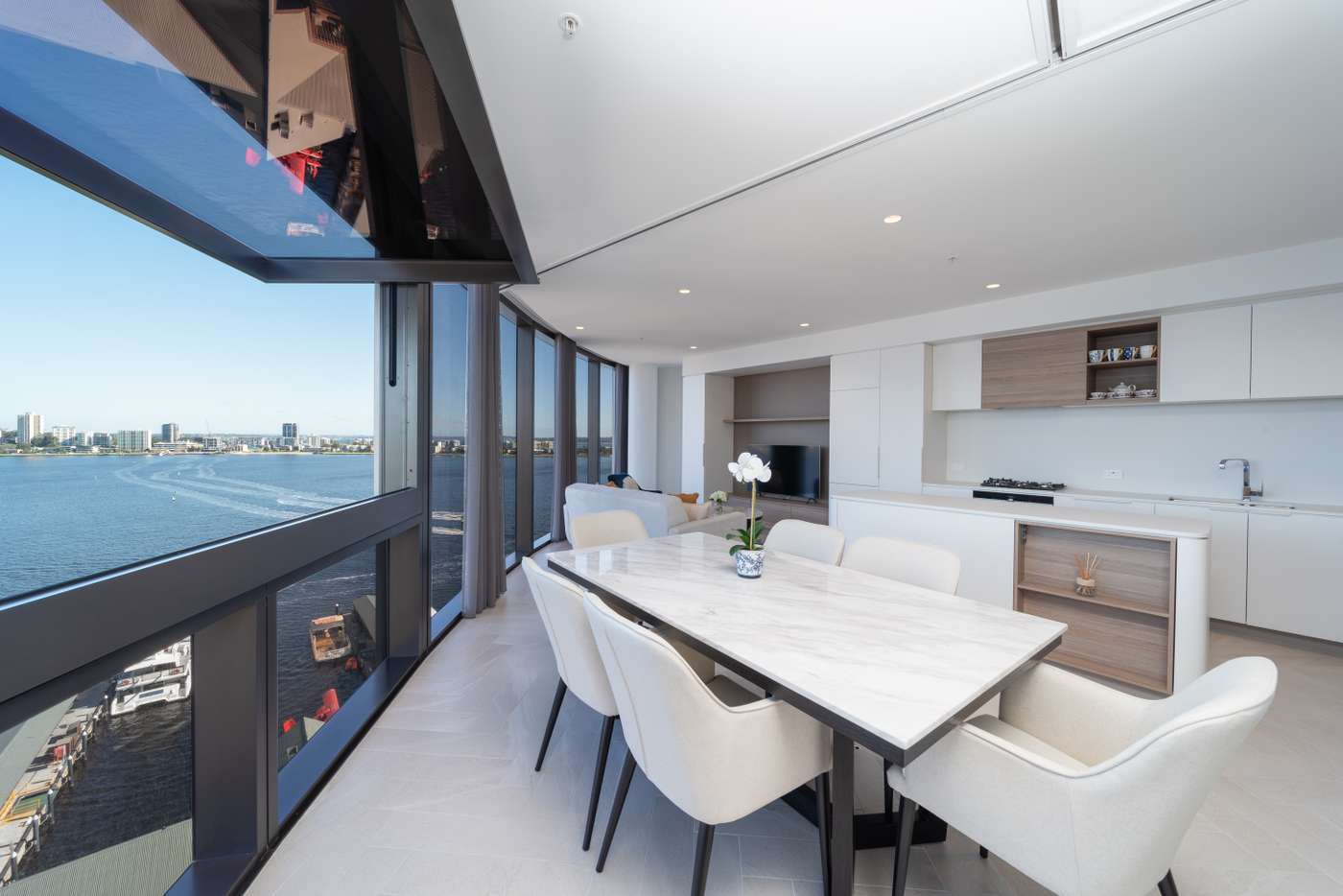 Main view of Homely apartment listing, 1101/11 Barrack Square, Perth, WA 6000