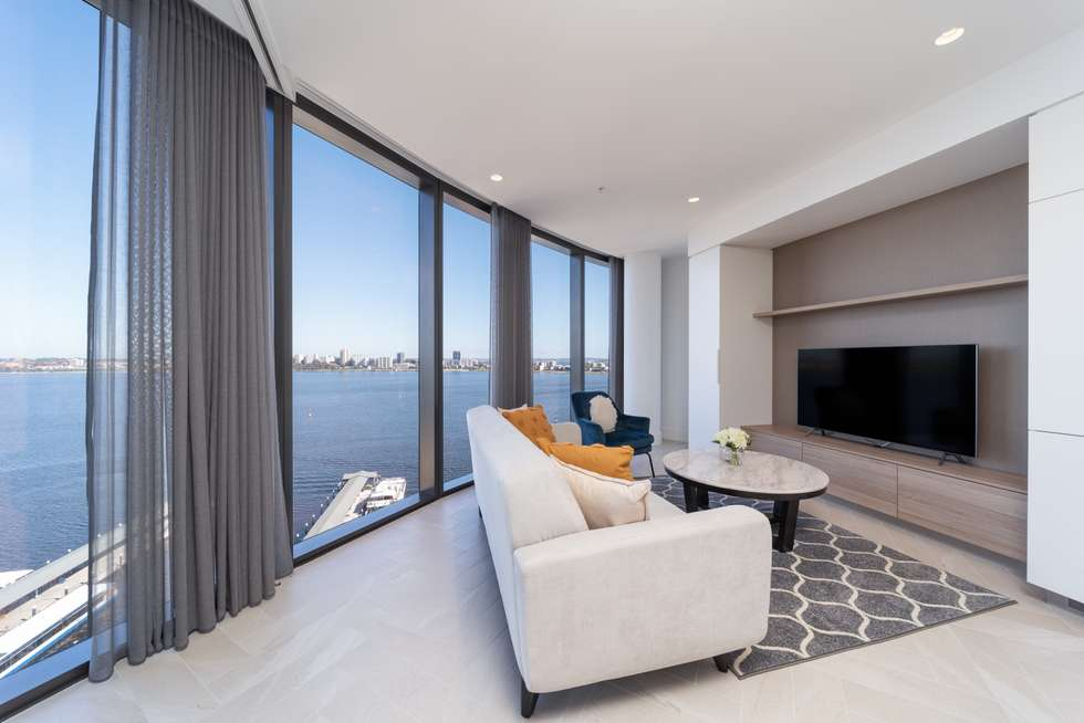 Third view of Homely apartment listing, 1101/11 Barrack Square, Perth WA 6000