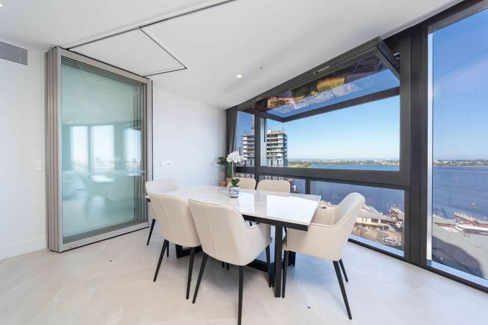 Fourth view of Homely apartment listing, 1101/11 Barrack Square, Perth WA 6000