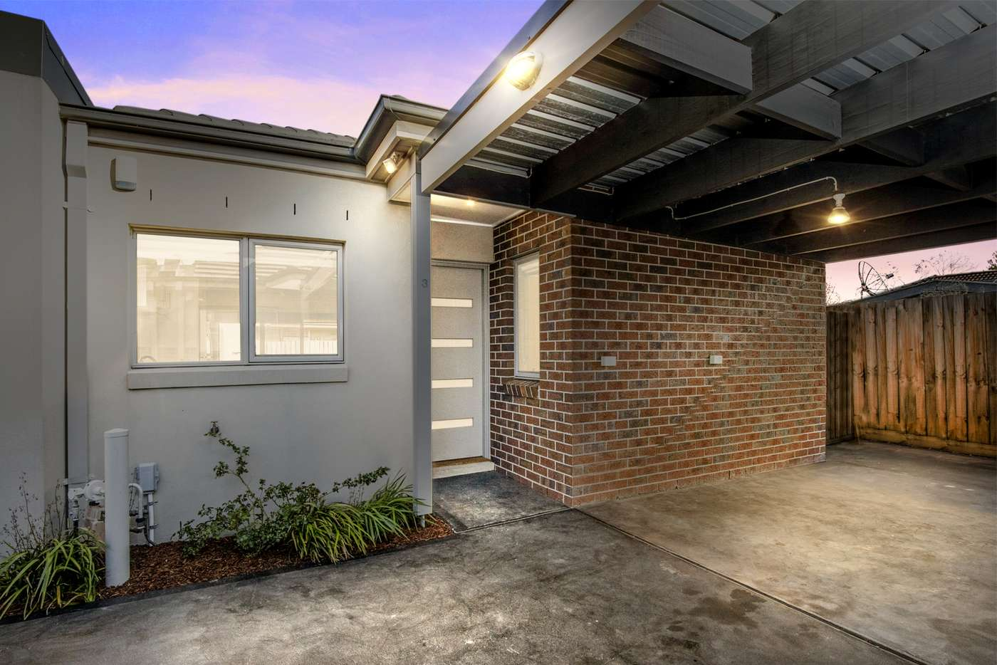 Main view of Homely unit listing, Unit 3/3-5 Nelson Court, Avondale Heights VIC 3034