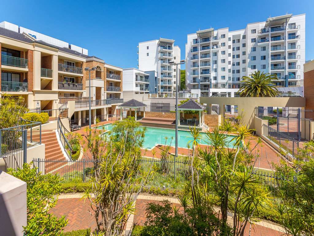 Main view of Homely apartment listing, Unit 17/7 Delhi Street, West Perth, WA 6005