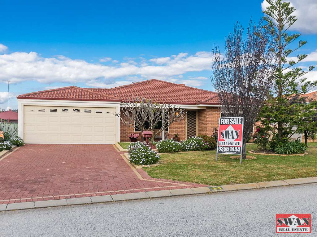 Main view of Homely house listing, 31 Newbold Pl, Jane Brook, WA 6056