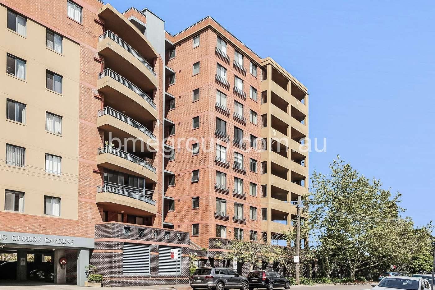 Main view of Homely apartment listing, Unit 41/2-8 Bridge St, Hurstville, NSW 2220