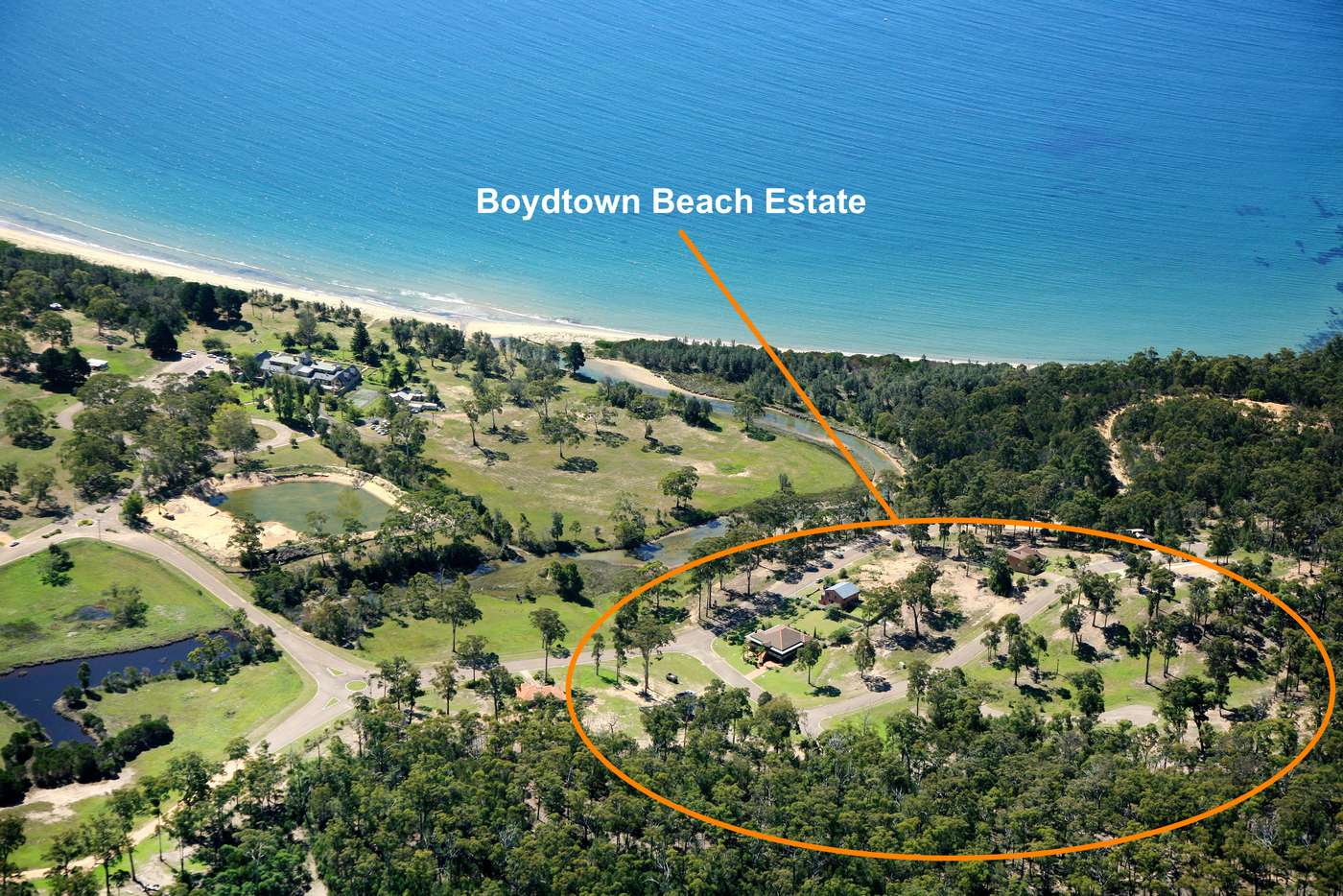 Main view of Homely  listing, Lot 102 Cornubia Place, Boydtown, NSW 2551