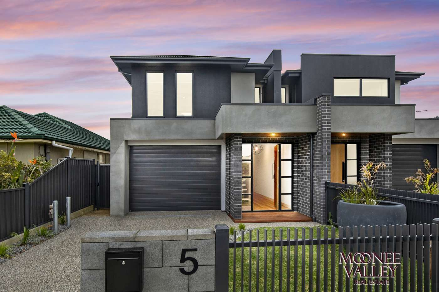 Main view of Homely townhouse listing, 5 Cornwall Street, Avondale Heights, VIC 3034
