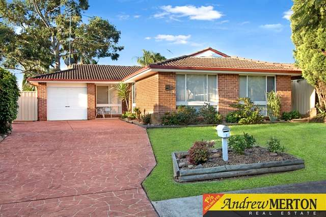 48 Torrance Cres, Quakers Hill NSW 2763