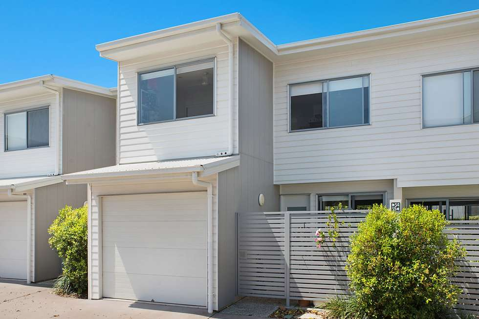 Second view of Homely townhouse listing, 54/1 Hibbertia Street, Mountain Creek QLD 4557