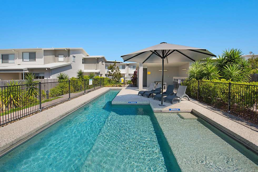 Third view of Homely townhouse listing, 54/1 Hibbertia Street, Mountain Creek QLD 4557
