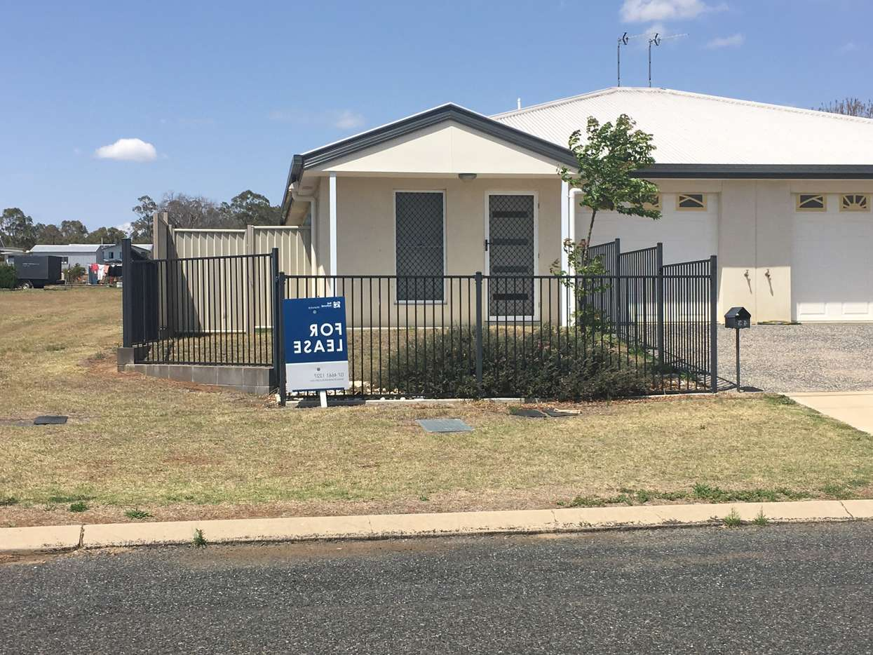 Main view of Homely unit listing, 43/10/12 Carmody, Warwick, QLD 4370