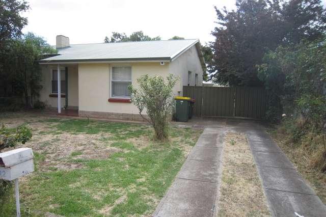 12 Jeffries Rd, Elizabeth South SA 5112