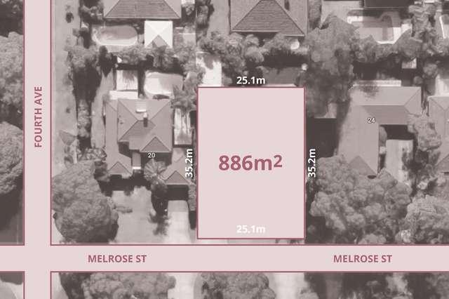 22 Melrose Street, Rossmoyne WA 6148