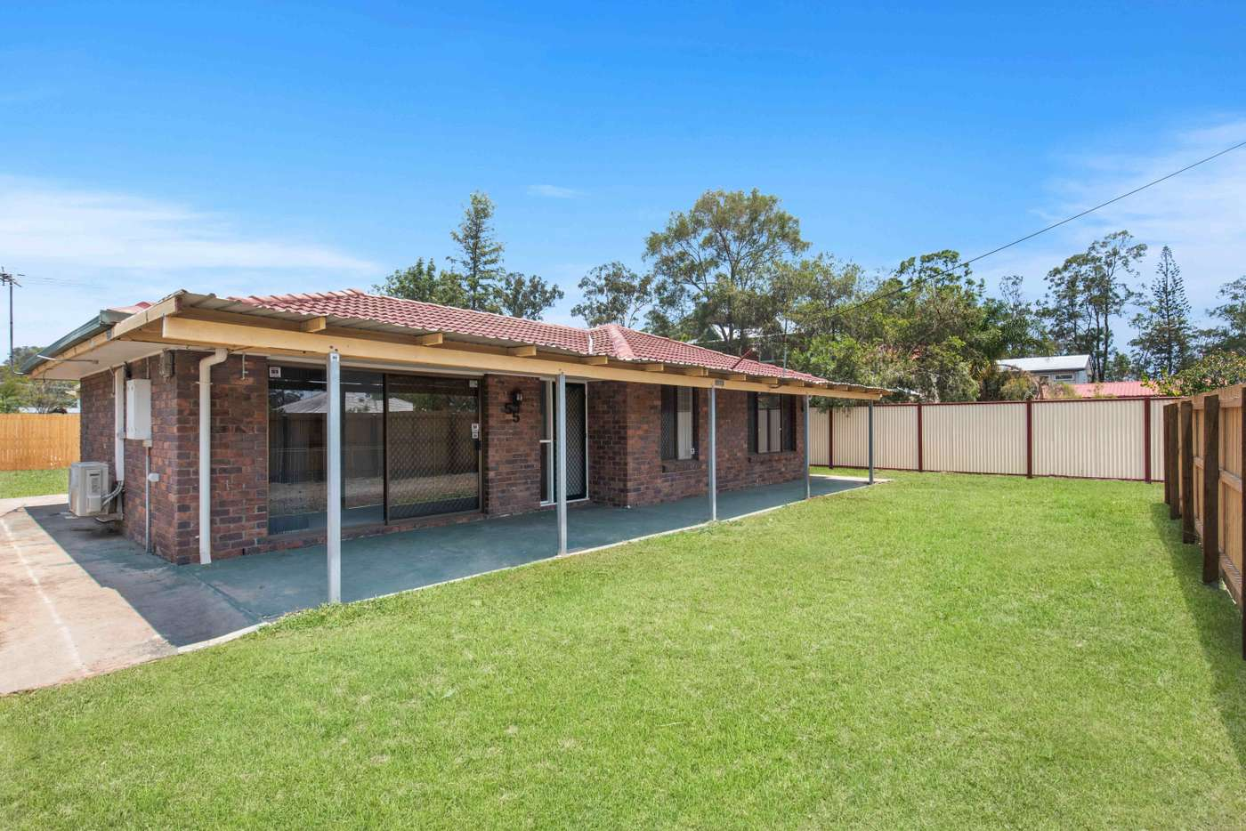 Main view of Homely house listing, 55 Bluegum Drive, Marsden QLD 4132