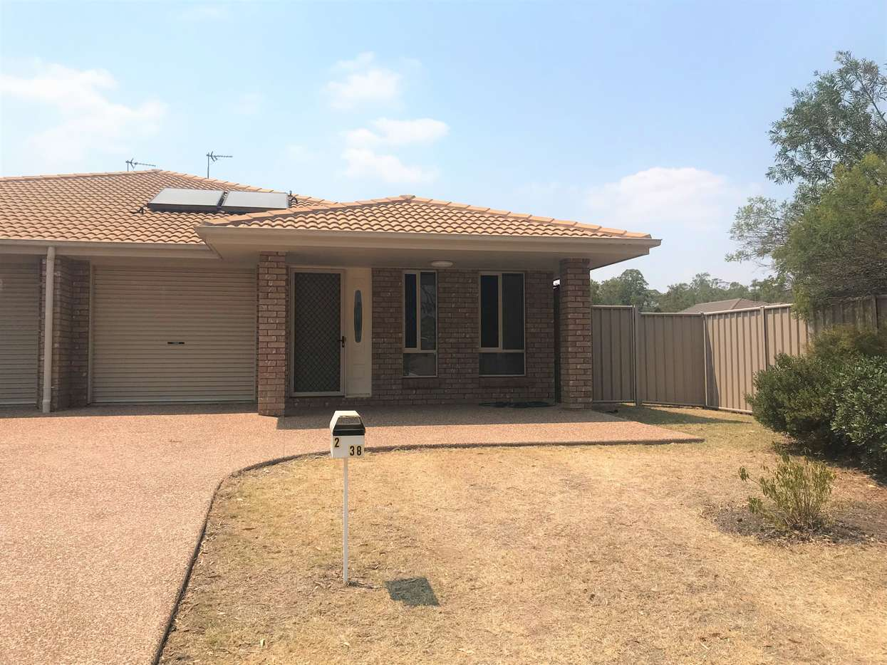 Main view of Homely house listing, 2/38 Law Road, Warwick, QLD 4370