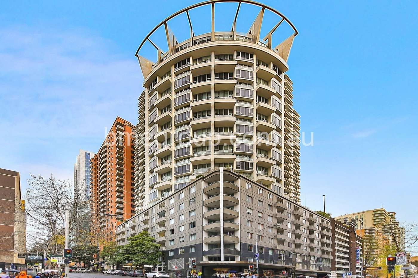 Main view of Homely apartment listing, Unit 84/515 Kent St, Sydney NSW 2000