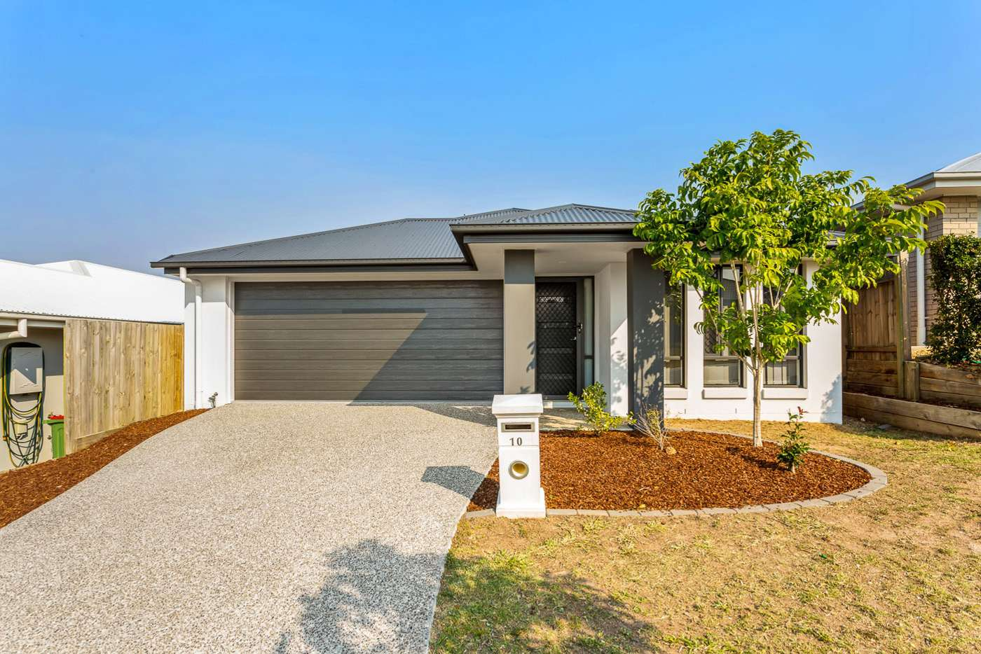 Main view of Homely house listing, 10 Chalk St, Yarrabilba QLD 4207