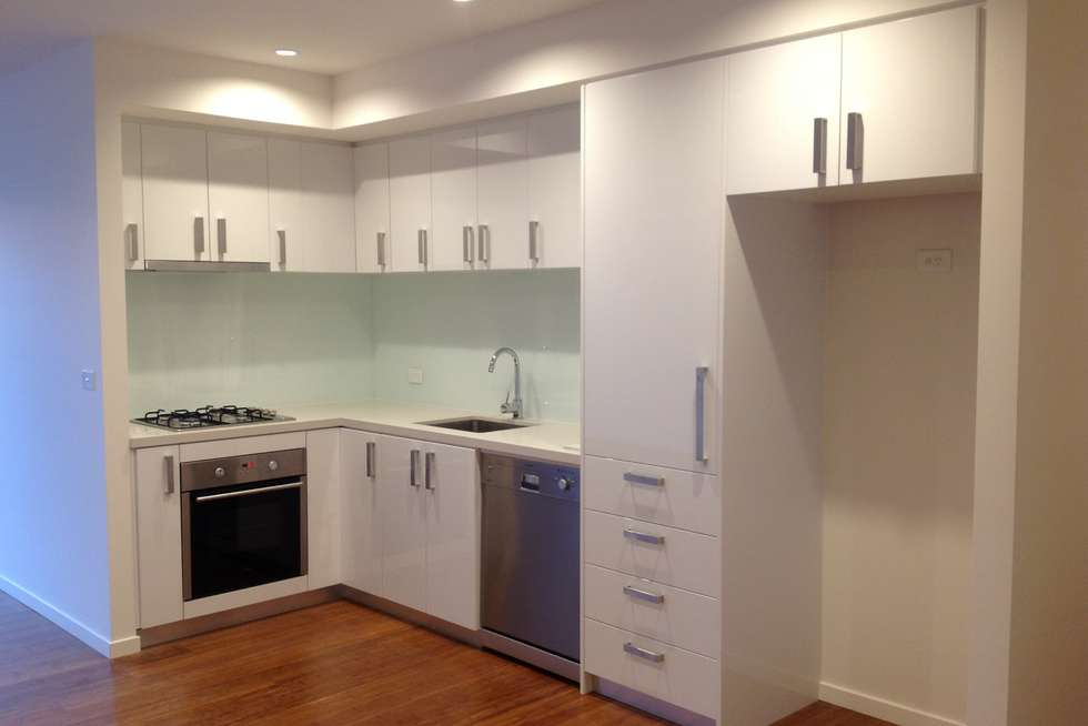 Second view of Homely apartment listing, Unit 204/77-81 Cardigan St, Carlton VIC 3053