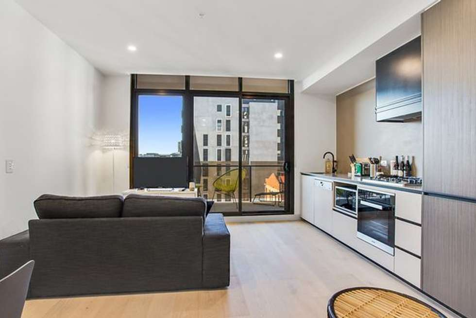 Second view of Homely apartment listing, Unit 324/33 Judd St, Richmond VIC 3121