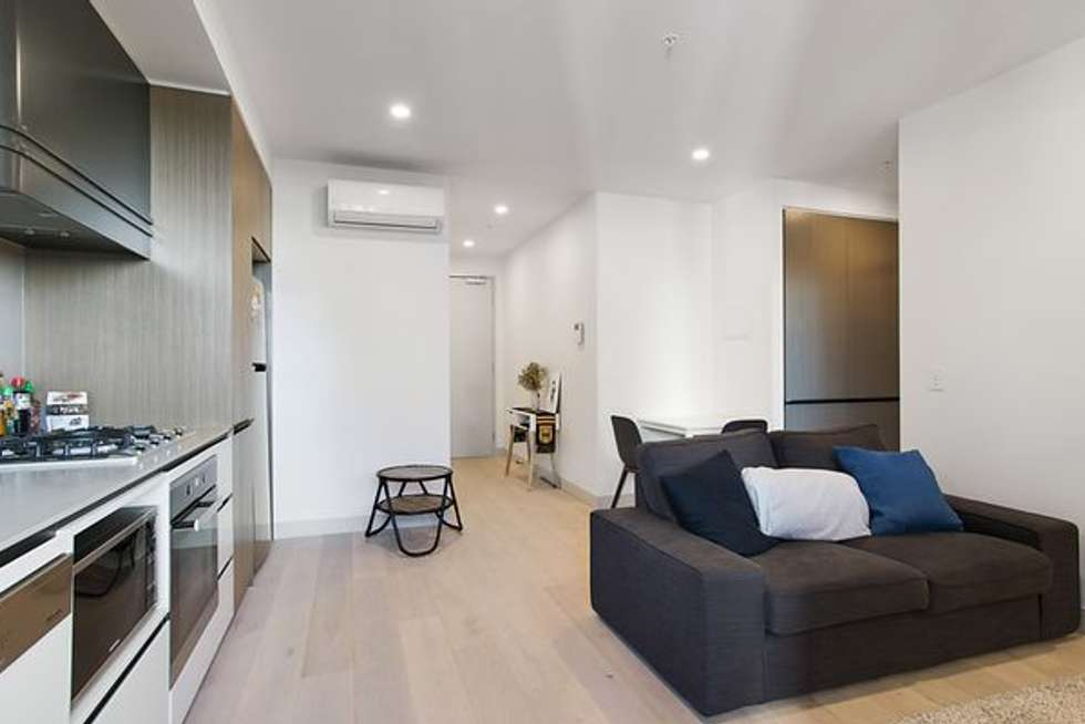 Third view of Homely apartment listing, Unit 324/33 Judd St, Richmond VIC 3121